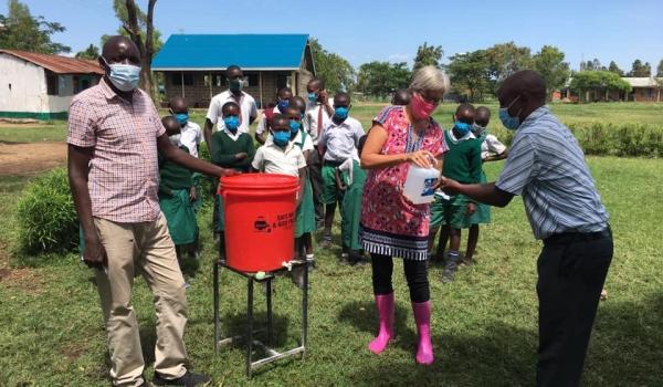Adopt a school Ombaka